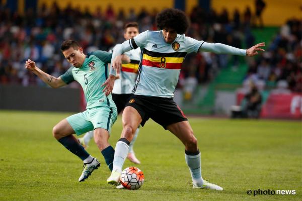 Portugal - Belgique 2-1 : Mardi 29 mars 2016 (Match Amical)
