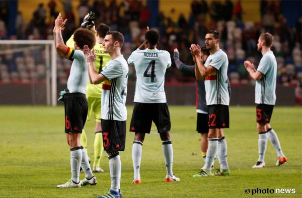 """""""Cette équipe belge n'y parvient pas sans ses vedettes !"""""""