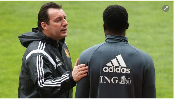Marc Wilmots n'emmènera que deux attaquants à l'Euro
