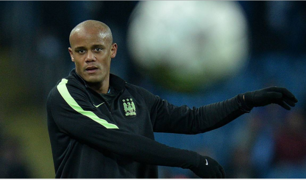 Officiel: Vincent Kompany ne disputera pas l'Euro