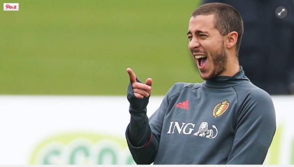 """""""Eden Hazard sera notre capitaine"""", confirme Marc Wilmots"""