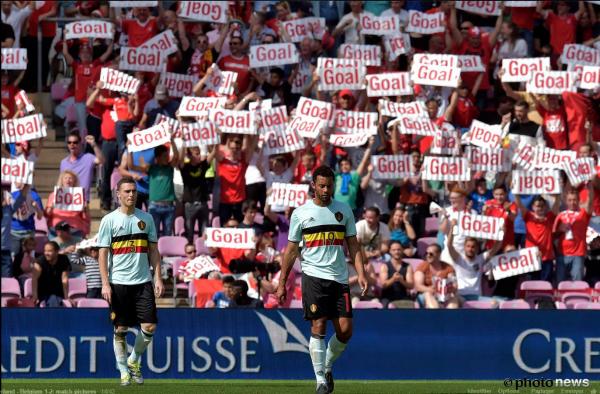 Suisse - Belgique 1-2 : Samedi 28 mai 2016 (Match Amical)