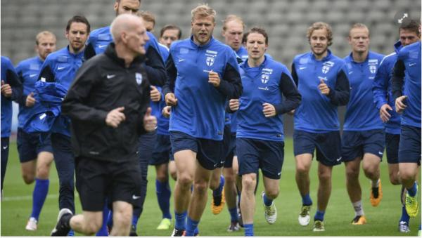 Les Hiboux finlandais s'attendent à souffrir face à la Belgique