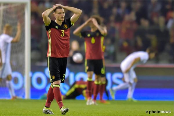 Belgique - Finlande 1-1   Mercredi 1er juin 2016  (Match Amical)