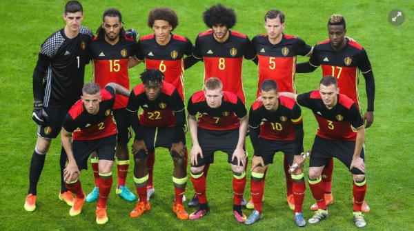 La Belgique reste 2ème au classement FIFA avant l'Euro
