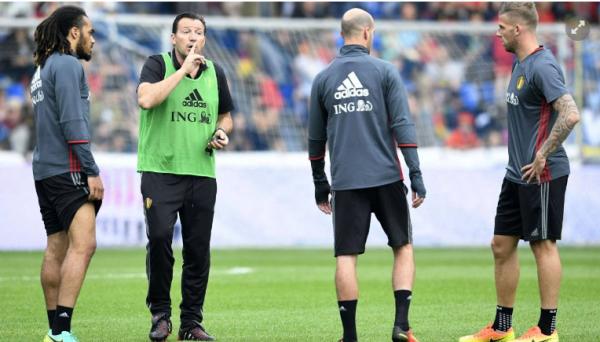 L'amical prévu lundi entre les Diables Rouges et les U19 belges est annulé