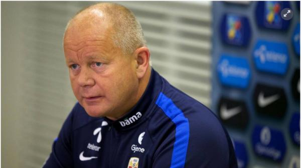 """Le coach norvégien """"voit quand même la Belgique aller assez loin à l'Euro""""."""