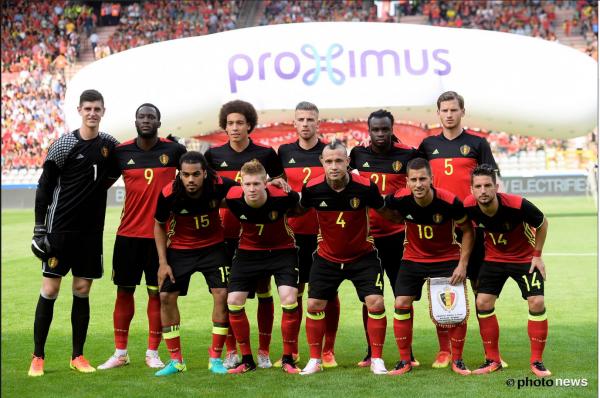 La Belgique affrontera les Pays-Bas le 9 novembre en amical