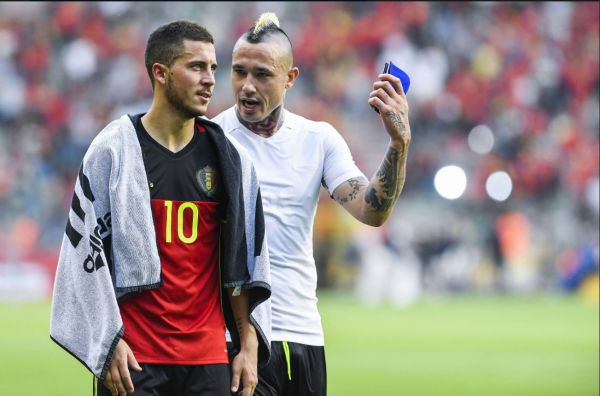"""""""Hazard a pris tous ses équipiers par la main"""""""