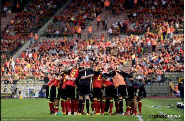 Désintéressés par le foot, les Diables joueront l'Euro de Puissance 4