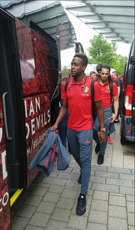 Les diables rouges quittent la Belgique et s'envolent pour leurs camps de base à Bordeaux