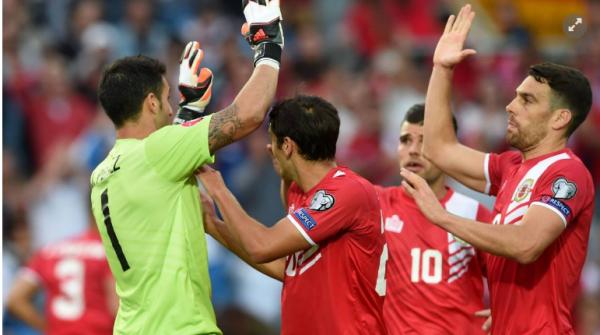 Gibraltar, nouvel adversaire des Diables sur la route du Mondial 2018