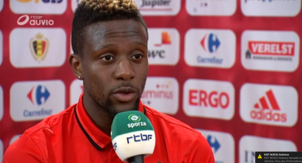 "Origi: ""On va tout donner, la finale c'est possible"""