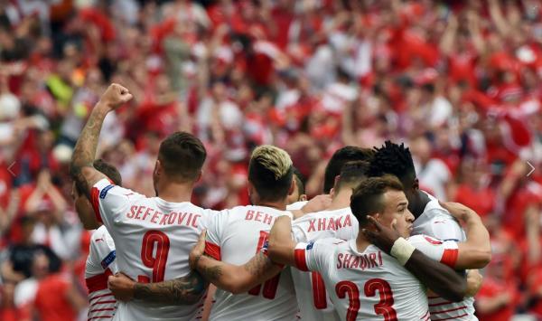 La Suisse s'impose 1-0 face à une valeureuse équipe d'Albanie