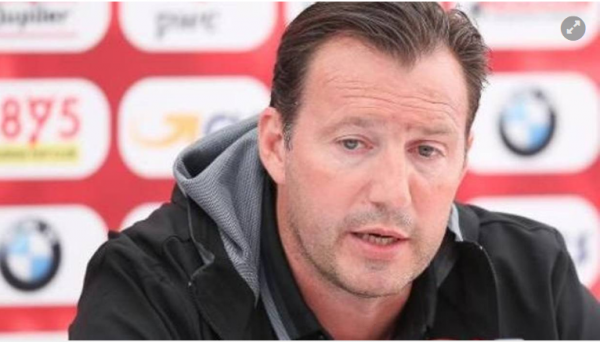 Marc Wilmots refuse toute pression avant d'affronter l'Italie lundi