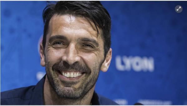 """Buffon: """"Courtois est exceptionnel"""""""