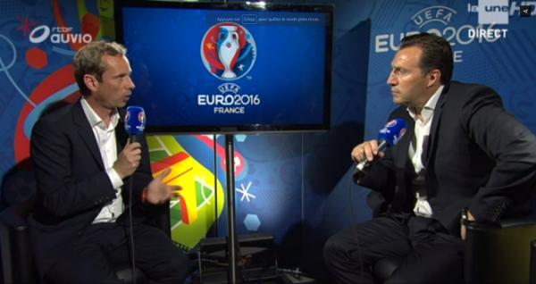 Belgique - Italie 0-2 : Euro 2016 - Phase de Groupe - Groupe E - Journée 1 (Lundi 13 juin 2016):  REACTION