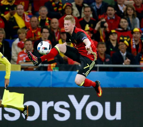 """De Bruyne : """"On n'a pas bien joué, dommage pour moi et pour l'équipe"""""""