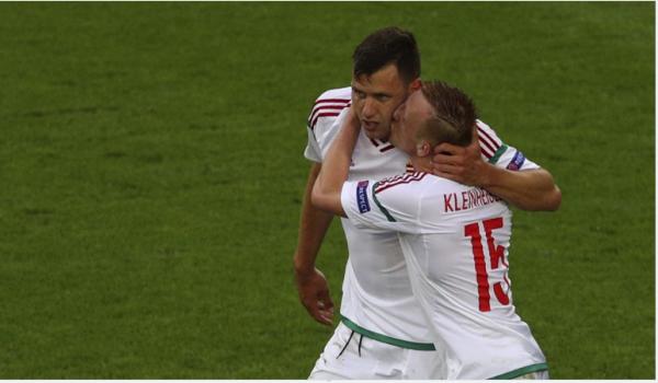 La Hongrie surprend l'Autriche et débute son Euro par un précieux succès