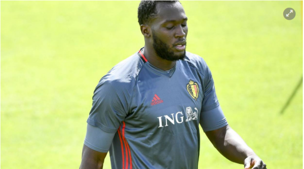 Lukaku or not Lukaku contre l'Irlande