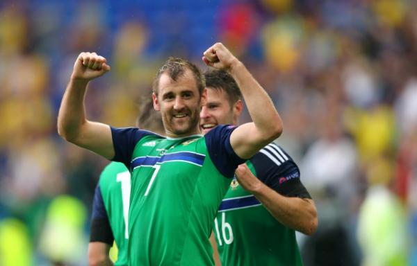 L'Irlande du Nord remporte sa 1ère victoire dans un Euro face à une pâle Ukraine