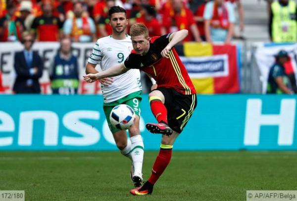 Belgique - Irlande 3-0: Euro 2016 - Phase de Groupe - Groupe E - Journée 2 (Samedi 18 juin 2016)