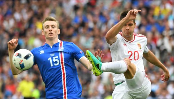 La Hongrie arrache le nul dans les dernières minutes contre l'Islande
