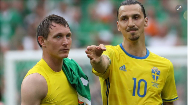 Ibrahimovic et Källström absents à l'entraînement suédois