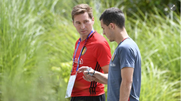 Dembélé incertain face à la Suède, Hazard blessé au pouce