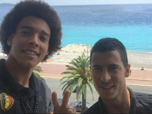 L'avis d'Eden Hazard: Witsel précieux, De Bruyne libérateur et Lukaku costaud