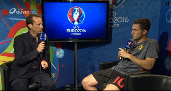 Suède - Belgique 0-1 : Euro 2016 - Phase de groupe - Groupe E - Journée 3 (Mercredi 22 juin 2016): REACTION