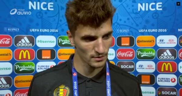 """Meunier: """"Zlatan? Face à moi, il n'a pas gagné beaucoup de duels"""""""