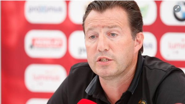 """Wilmots: """"La Hongrie a de très bons joueurs, rapides, actifs"""""""