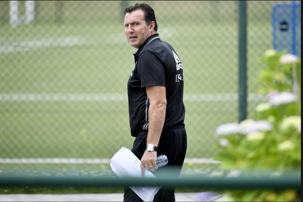 """Wilmots: """"J'ai failli être sélectionneur de la Hongrie"""""""