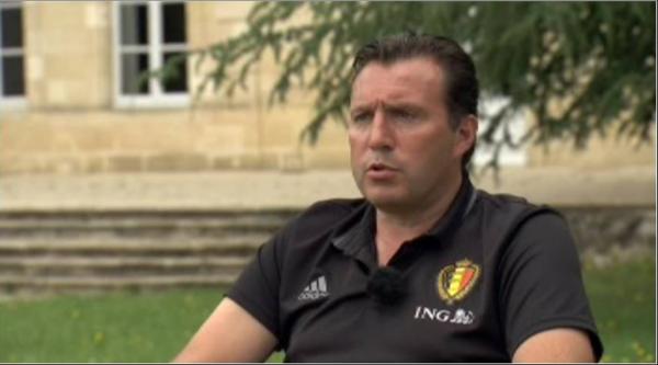 "Nainggolan, footballeur-fumeur, ""pas un problème"" pour Wilmots"