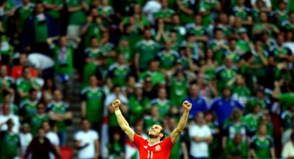 Le Pays de Galles qualifié pour les quarts et attend le vainqueur de Belgique-Hongrie