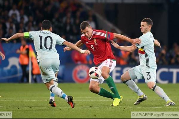 Hongrie - Belgique 0-4 : Euro 2016 - Huitième de Finale (Dimanche 26 juin 2016)