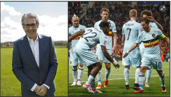 """Rodrigo Beenkens: """"Marquer en première mi-temps, ça change tout"""""""