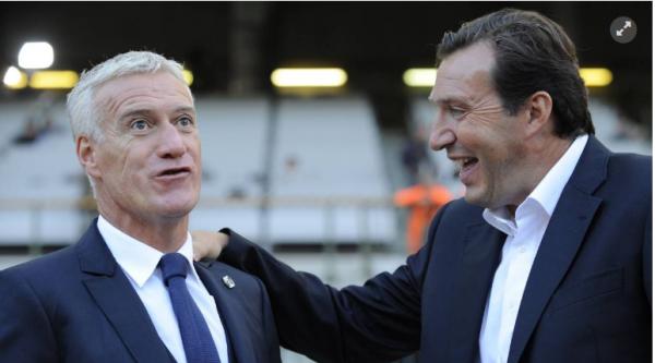 En cas de finale, Marc Wilmots aimerait rencontrer la France