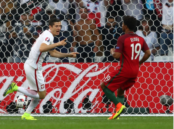Le Portugal s'impose face à la Pologne aux tirs au but après un match tendu