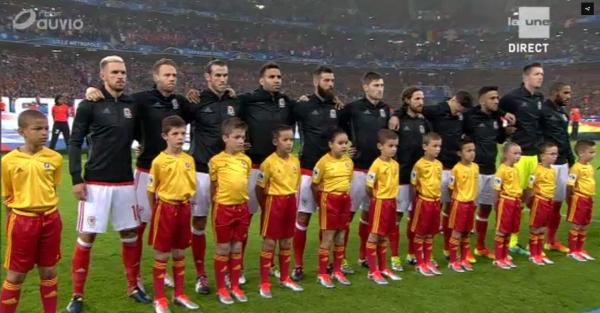 Pays de Galles - Belgique 3-1 : Euro 2016 - Quart de Finale  (Vendredi 1er juillet 2016)