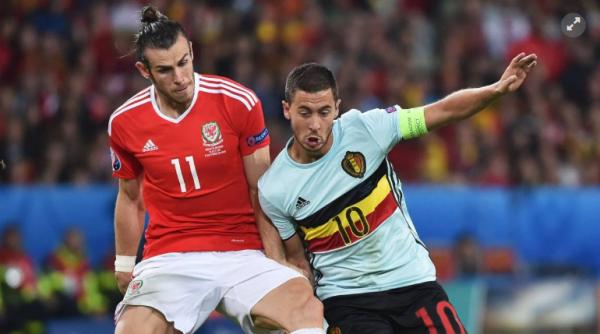Gareth Bale gagne son duel de stars face à Eden Hazard