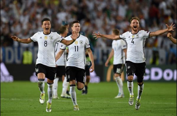 L'Allemagne sort l'Italie après une séance de tirs au but complètement folle