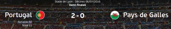 Douze ans après, le Portugal de Ronaldo s'offre une nouvelle chance de remporter l'Euro