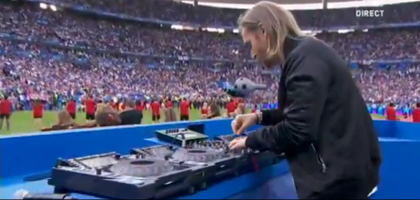 Euro 2016: Ceremonie de cloture