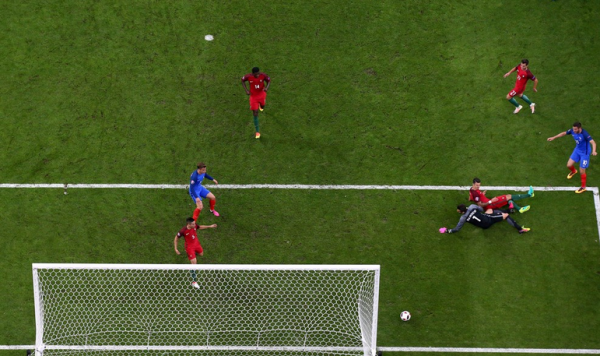 Finale de L'euro 2016: Portugal - france 1-0 : Le Portugal est champion d'Europe