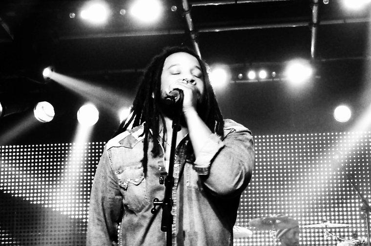 #Stephen Marley.