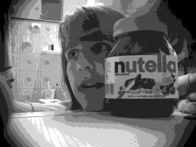 miam...nutella...