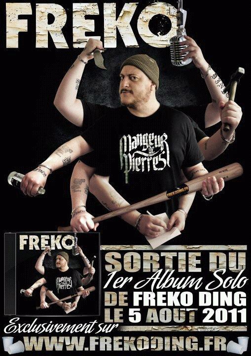 FREKO DING feat NEOKLASH & RON - on se fait du mal (extrait de l'album solo de freko)