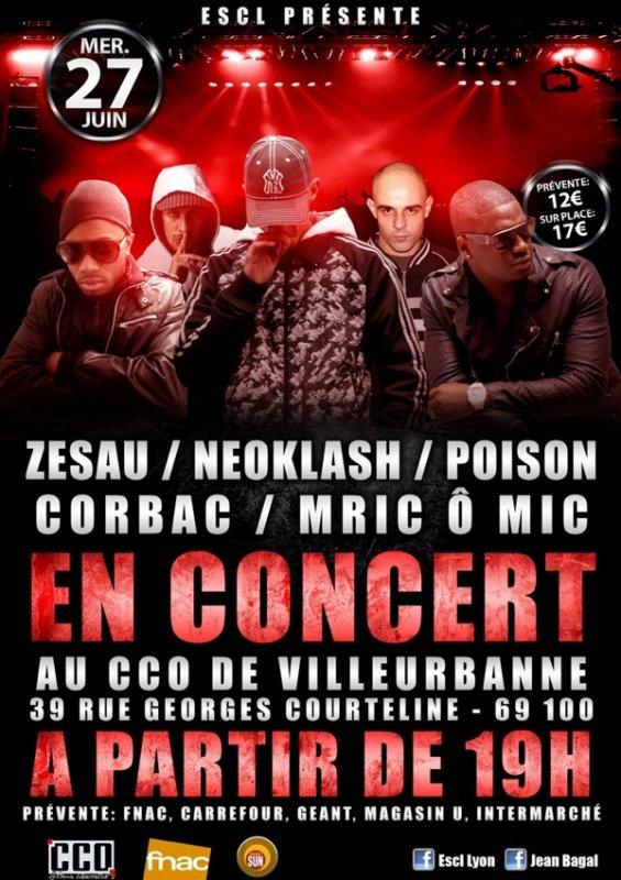 concert NEOKLASH